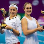 Jelena Ostapenko, Gabriela Dabrowski