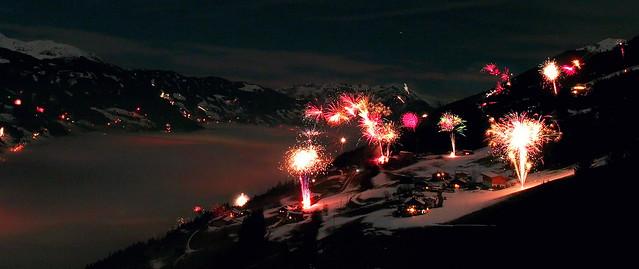 New Year's in Austria
