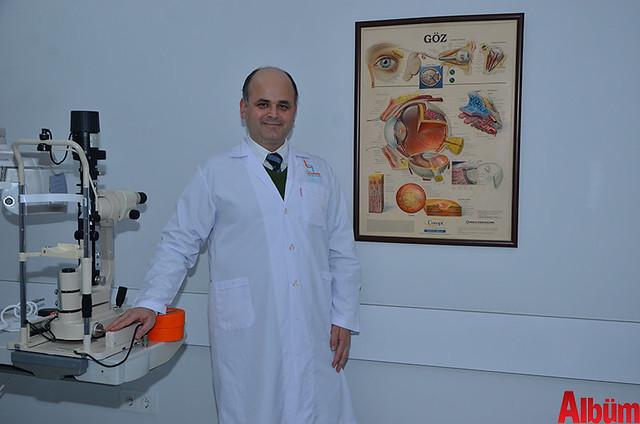 Lazer Göz Tıp Merkezi Op. Dr. Bülent Kalay -2
