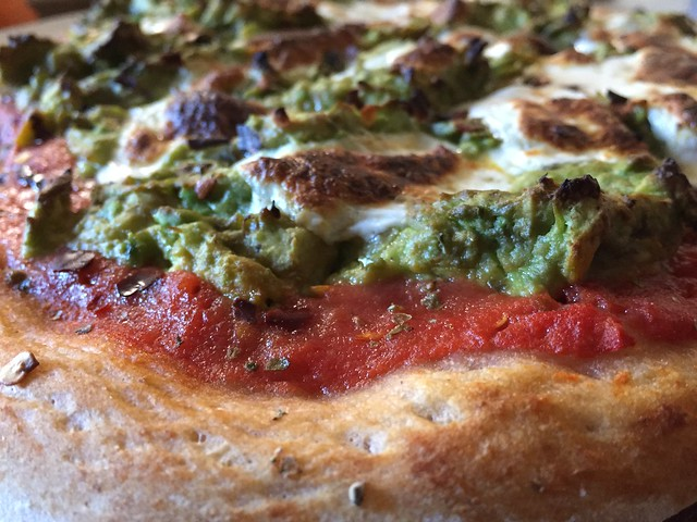 Guac Pizza