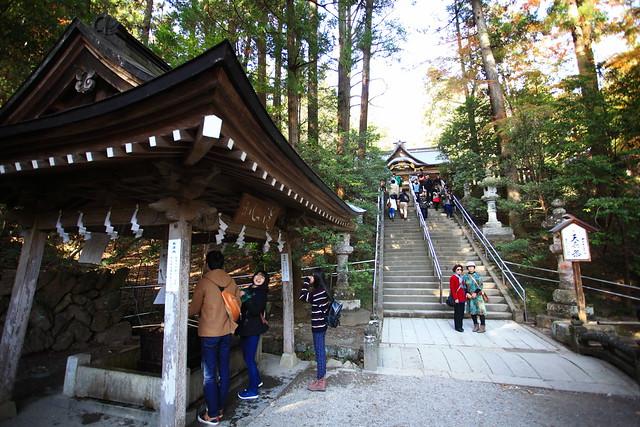 長瀞 寶登山神社