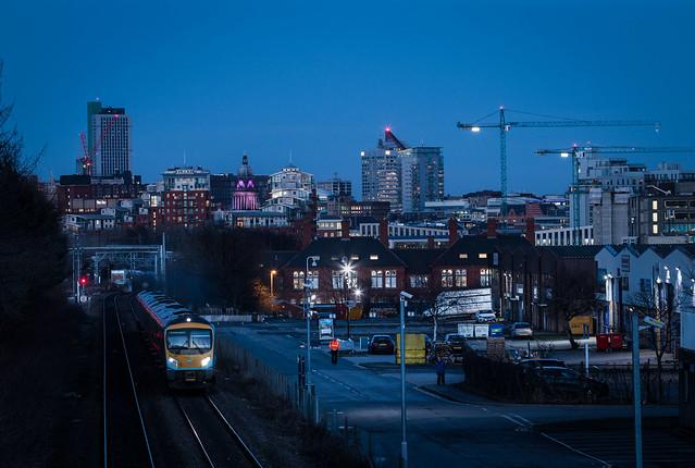 Blue Hour Express