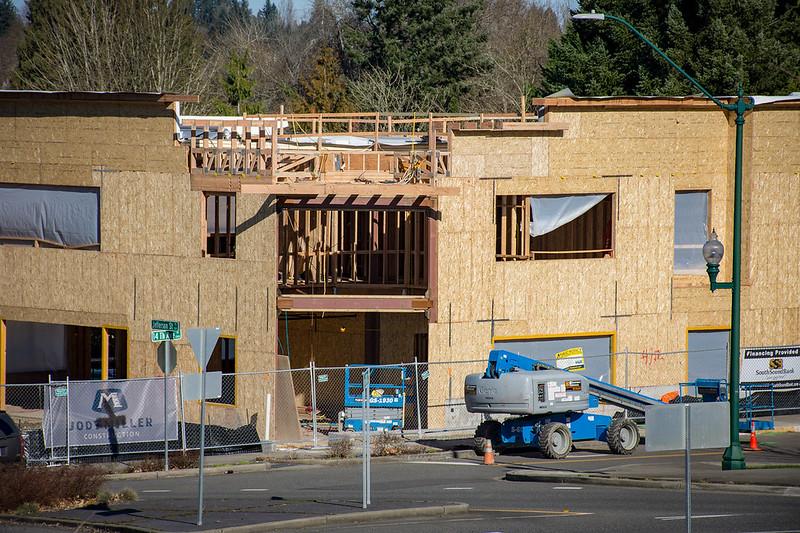 WR Building Progress Feb. 5, 2018