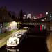 Night Riding Around the London Canals 06