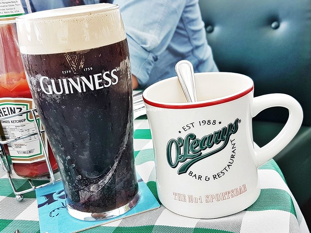Beer Guinness Draught Stout & Coffee