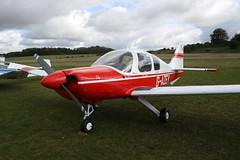 G-AZEY Beagle B121-150 [B136] Popham 081017