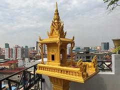 Cambodia - spirit house