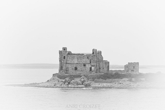 Lonely Fortress...