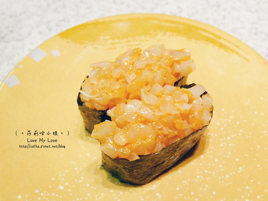 台北西門站附近美食餐廳壽司sushi推薦點爭鮮 (3)