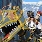 I Grezz 2018 - Corteo Carnevale Rabadan 2018 Bellinzona