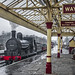 A wet morning at Ramsbottom.