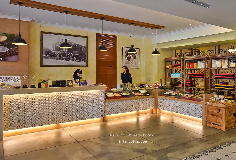 太陽餅博物館 台中火車站 景點08