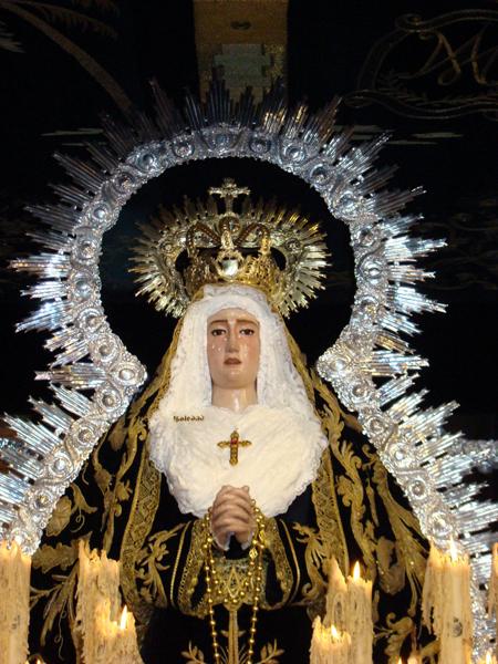 Antigua, Real e Ilustre y Fervorosa Hermandad y Cofradía de Nazarenos del Santo Entierro de Cristo, Nuestra Señora y Madre de la Soledad y Triunfo de la Santa Cruz.