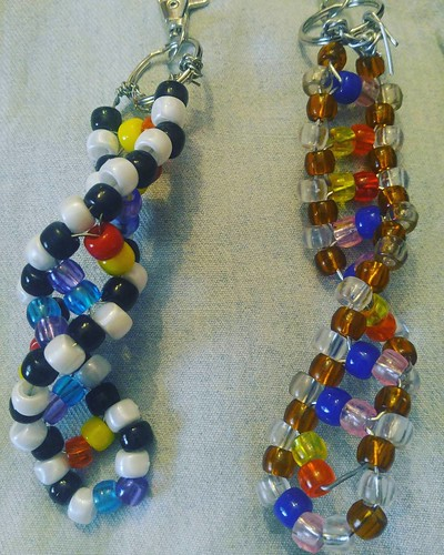 DNA Key chains