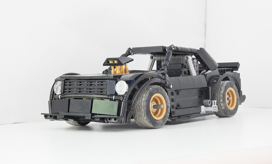 wip ford mustang hoonicorn lego technic and model team. Black Bedroom Furniture Sets. Home Design Ideas