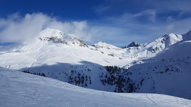 2018 02 Arlberg Snowboarding