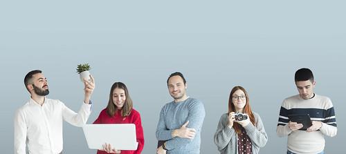 Retrato - Fotografía de equipo