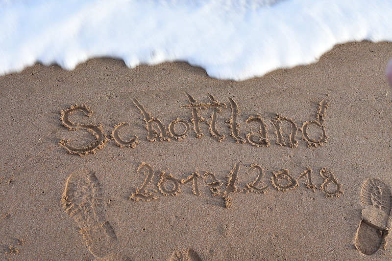Scotland 2017 - Sand And Tide