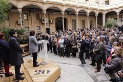 Sun, 21/01/2018 - 12:33 - Ada Colau presideix l'acte d'obertura de la Model a la ciutadania