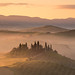 A Tuscany Morning by albert dros