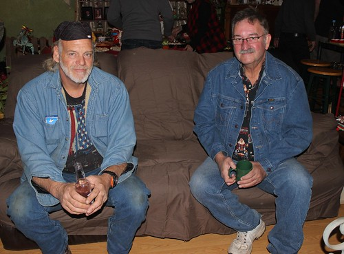 12-16-2017 SCRC 194 Christmas Party at Debbie's and Gary's