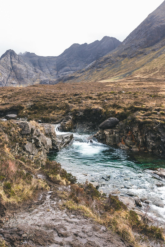 Fairy Pools - Skye - Scotland 2017