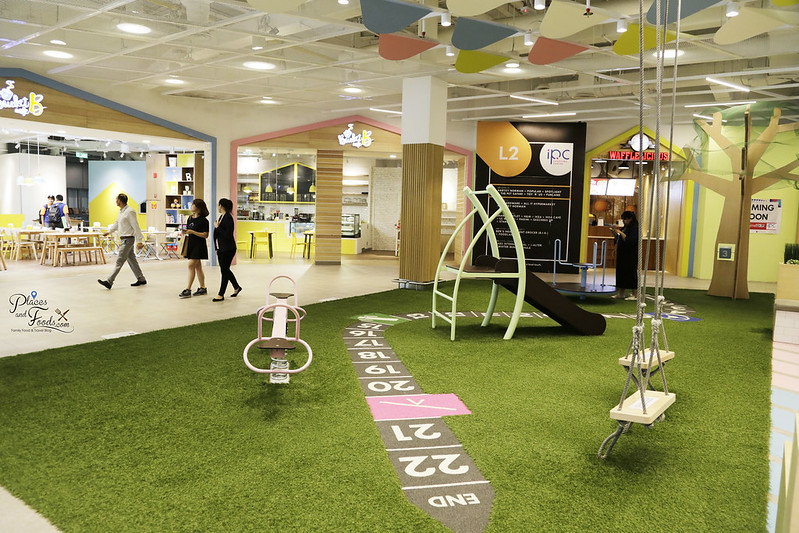 ipc shopping centre playground