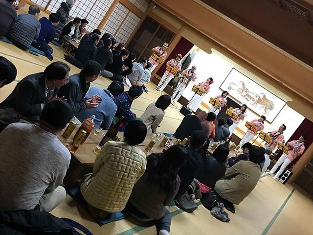 信貴山ツアー演奏会20180205