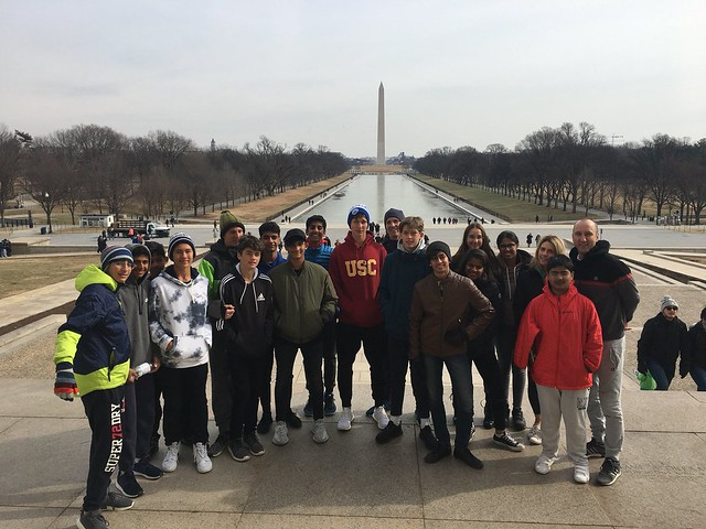 Economics Trip Washington 2018