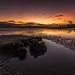 Hastings Sunset - Sussex