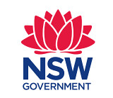 nsw government logo colour