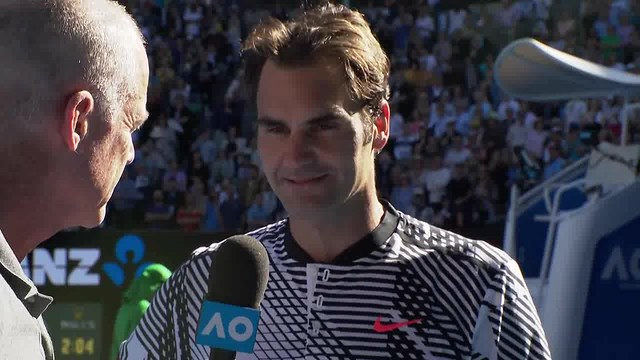Federer commentary on Rubin