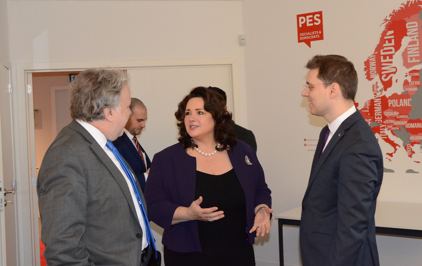 PES General Affairs ministerial, Brussels, 27 February 2018
