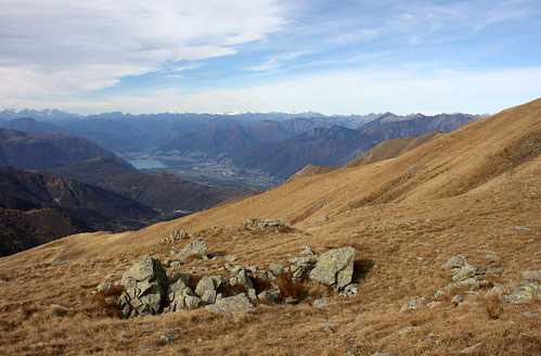 Auf dem Monte Gazzirola