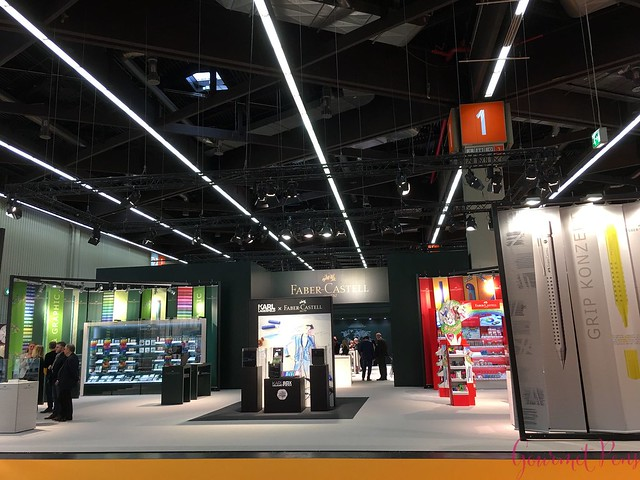 Field Trip Insights X Stationery:Trade Show @FaberCastell @InsightsExpo 27