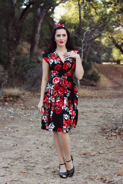 Wax Poetic Clothing Persephone Dress