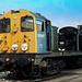 20 017, Crewe Works, 12-08-84