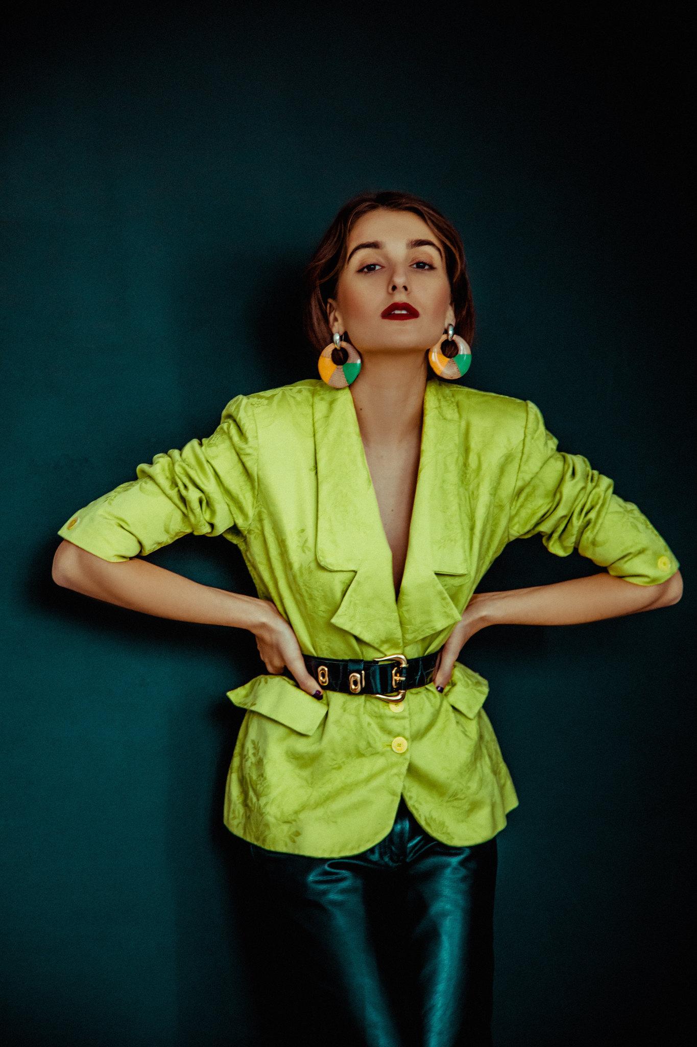 Vert du Yves Saint Laurent –  bogatie la 8 lei .