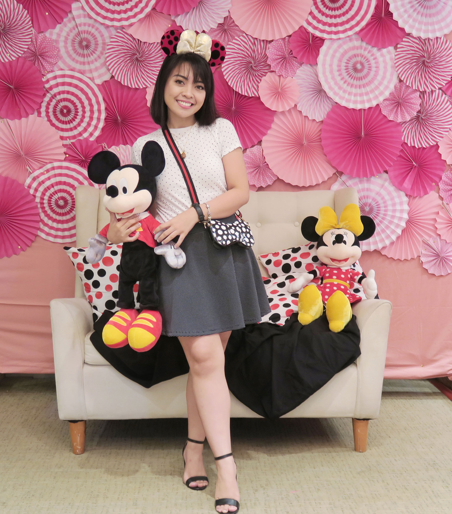 16 Girlstuff Minnie Mouse Nail Lacquers Collection Review Swatches Photos - Gen-zel She Sings Beauty
