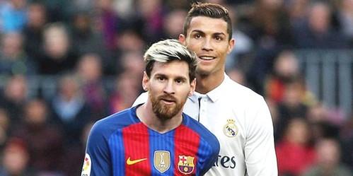 Ronaldo senang berbagi Ballon d'Or dengan Messi