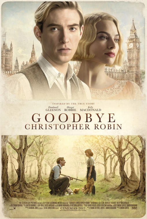 Goodbye Christopher Robin - Poster 3