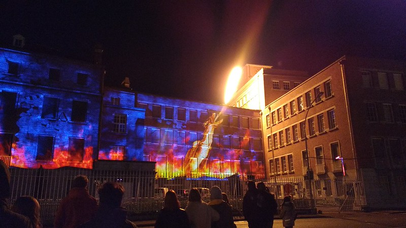 Festival de la Luz de Gante 2018  - 39988554502 8fc7a76b97 c - Lichtfestival Gent: El festival de la luz de Gante