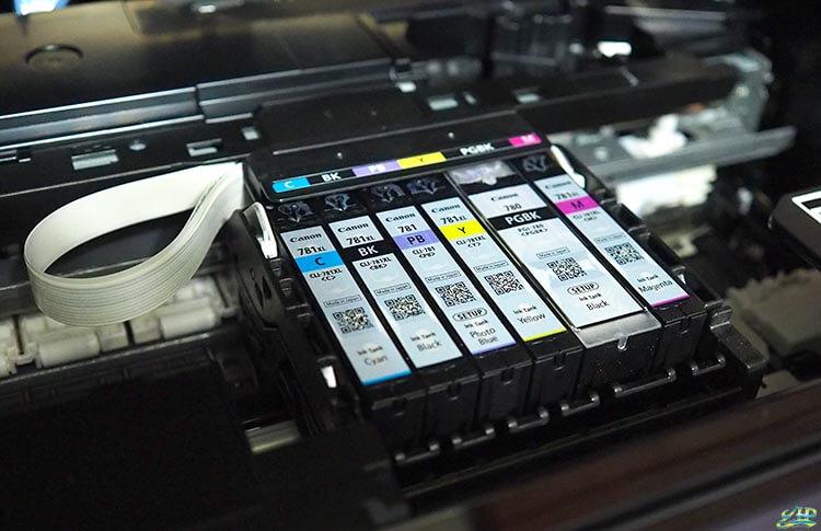Canon PIXMA TS9170 Printer