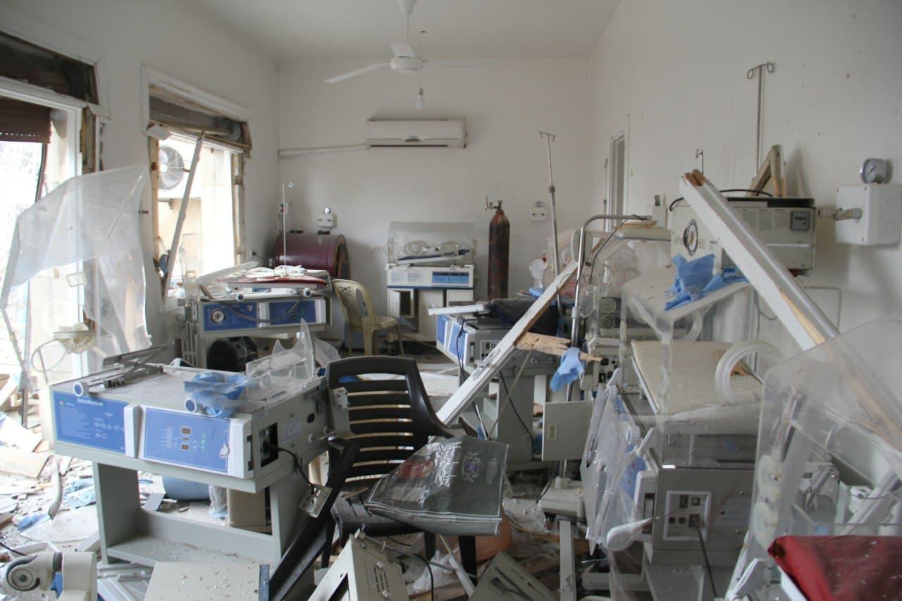 مشفى السلام (1)