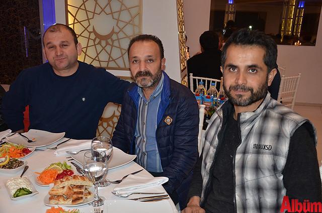 Musa Sönmez, Tevfik Demir, Ekrem Akbaş