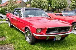 Ford Mustang Convertible, 1968 - AF61607 - DSC_0817_Balancer