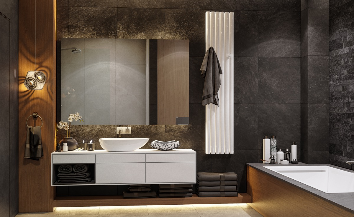 Best Modern Bathroom Vanities 2018