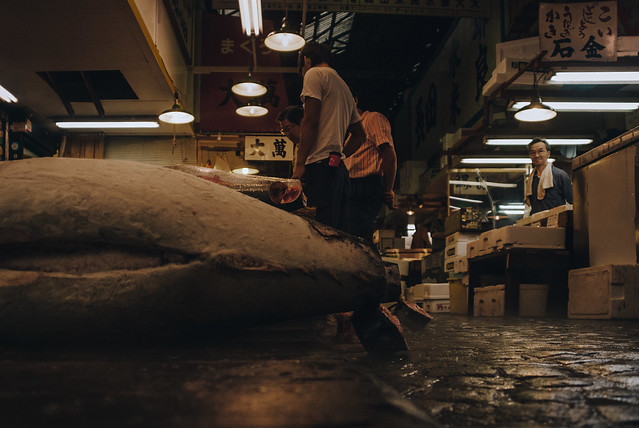 Tuna Sale