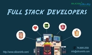 Full Stack Developers - Siliconinfo