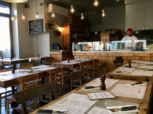 Sacro Cuore Pizza, 45 Chamberlayne Rd, London NW10 3NB